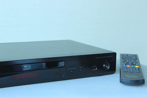 Blue-Ray/DVD player